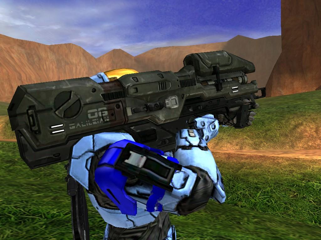 Spartan Laser Halo 3 Halo 3 Spartan Laser Shaders
